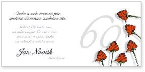 Růže - šedesáté narozeniny