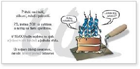 60. narozeniny - stavební profese