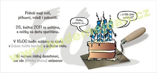 pozvánky k narozeninám 50 Budemejdan.cz   pozvánky na nejrůznější akce pozvánky k narozeninám 50